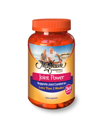 Magnum-Vitamins-Joint-Power - جوینت پاور مگنوم ویتامینز